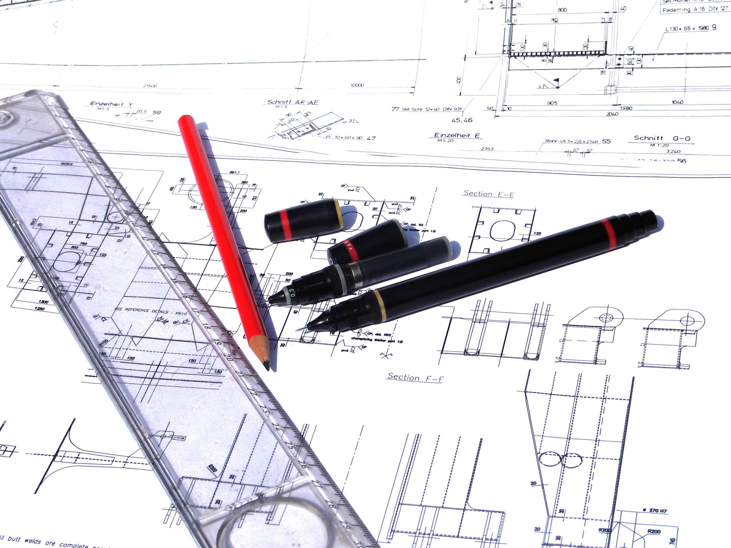 De autocad tekenaar voor al uw technisch tekenwerk for Plan de arquitectura